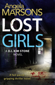 Lost Girls by Angela Marsons book cover