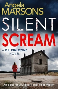 Silent Scream book cover Angela Marsons